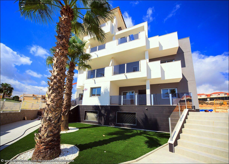недвижимость на юге испании недорого