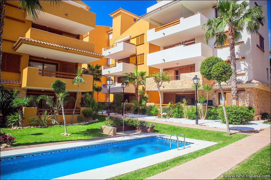 Аренда квартиры на побережье испании дом в черногории на берегу моря