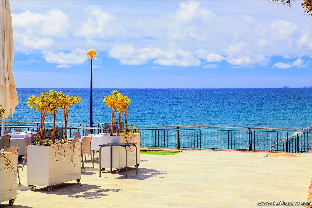аренда квартиры на побережье испании
