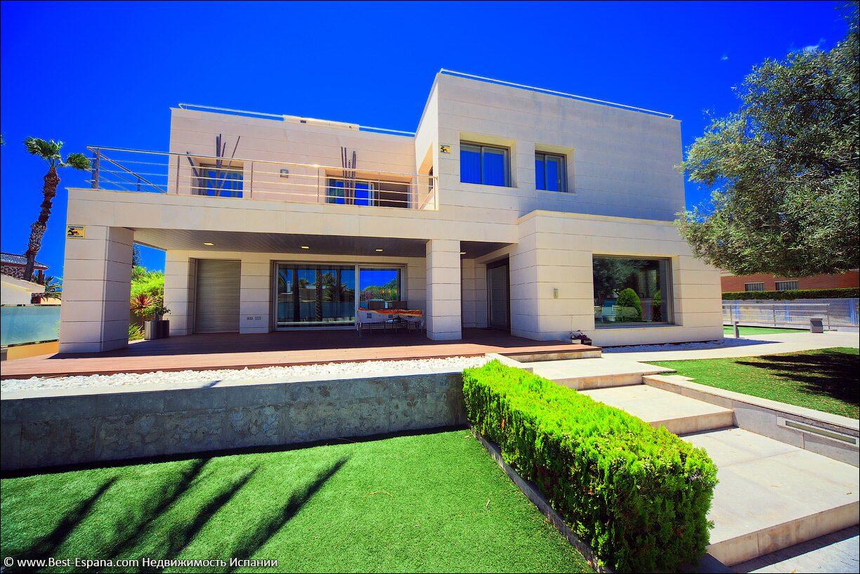 Купить элитную виллу в испании жилье в канаде купить цены и фото