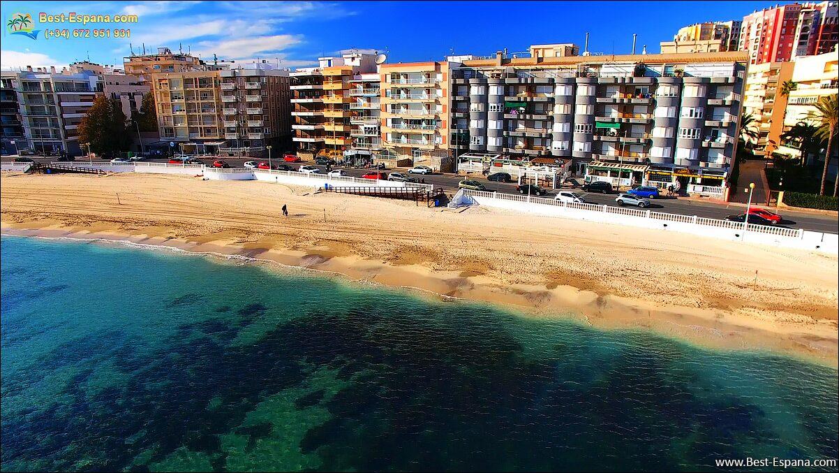 Квартира в испании у моря недорого денежная единица дубай