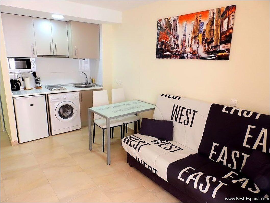 Аренда студии в испании в какой стране самое дешевое жилье