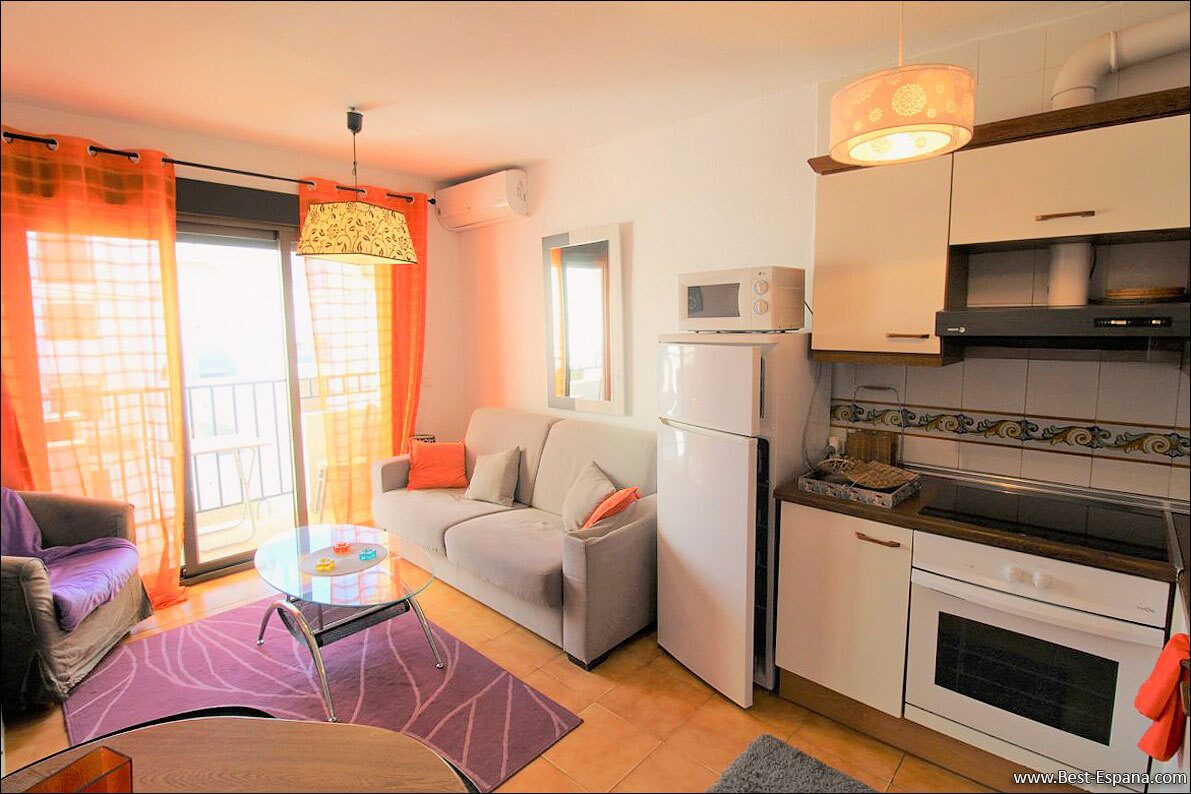 Cheap apartment in Torrevieja with 1 bedroom, cheap ...