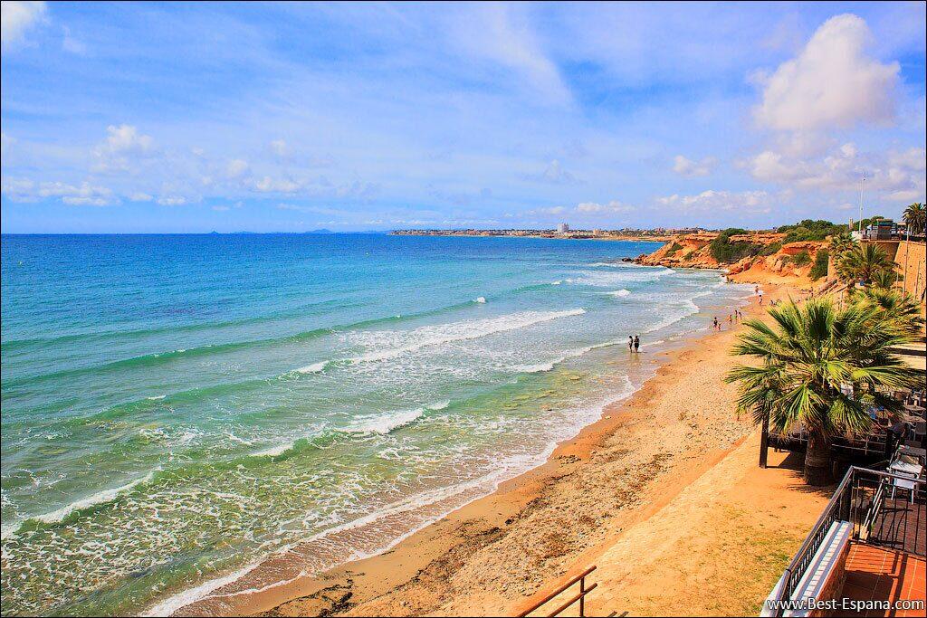 Стоимость квартиры в испании на берегу моря дубай цены на жильё