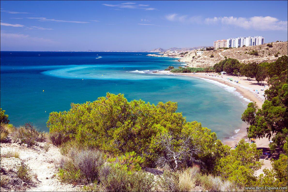 новостройки испании на побережье