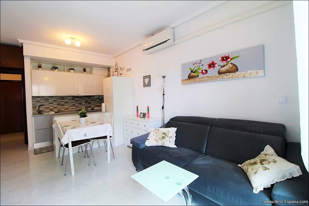 Студия в испании недорого купить квартиру паттайя