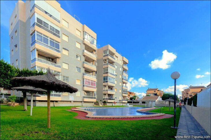 Torrevieja Immobilien Spanien billige Wohnung 02 Foto