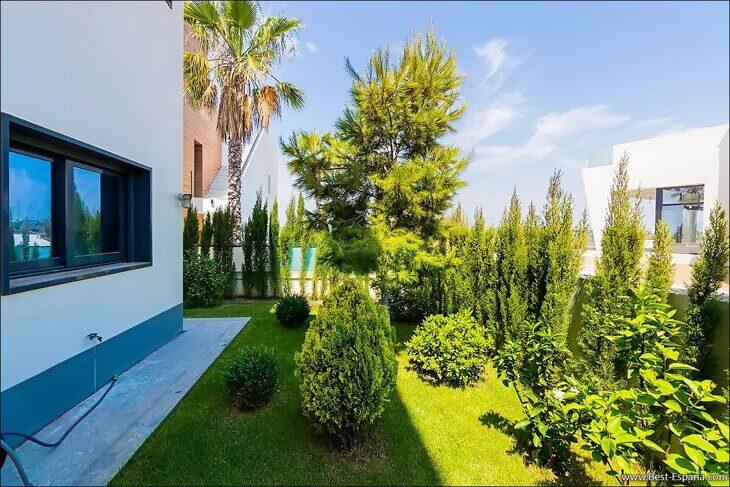 luxury villa in Spain Campoamor 11 photography