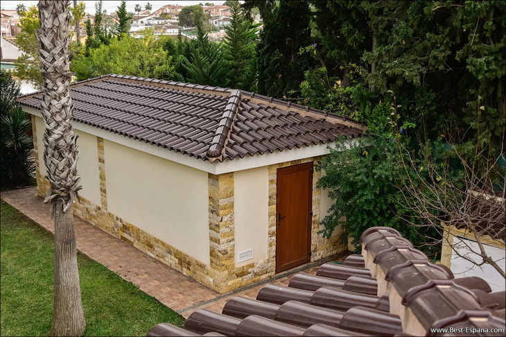 Luxury villa in Spain premium 54 photo
