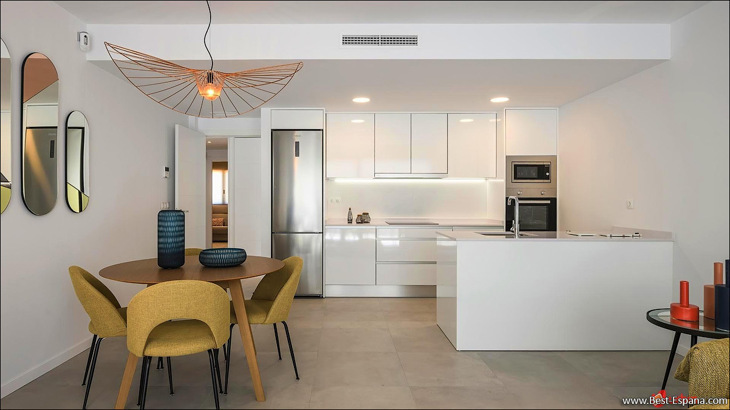 new-apartments-in-Spain-in-Campoamor-15 photo