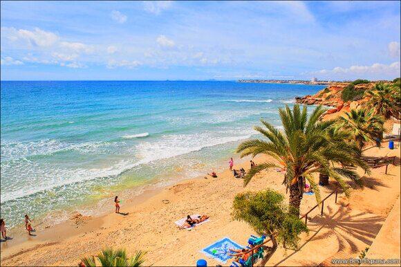 Punta Prima Torevieja Strand