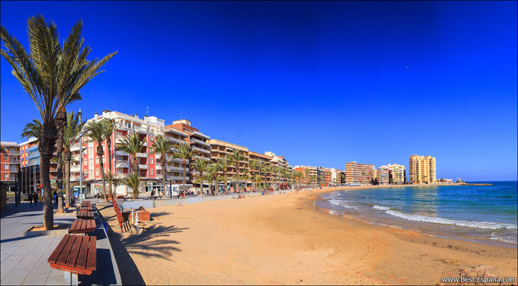 Apartments in Spain by the sea 27 photo