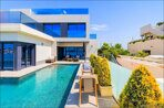luxury villa in Spain Campoamor 08