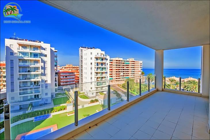 Penthouse in Spanien am Meer 32 Foto