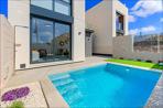 Stilvolle Villen mit privatem Pool, Garten, Parkplatz