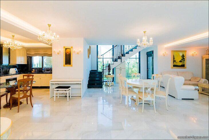 luxury villa in Spain Campoamor 14 photography