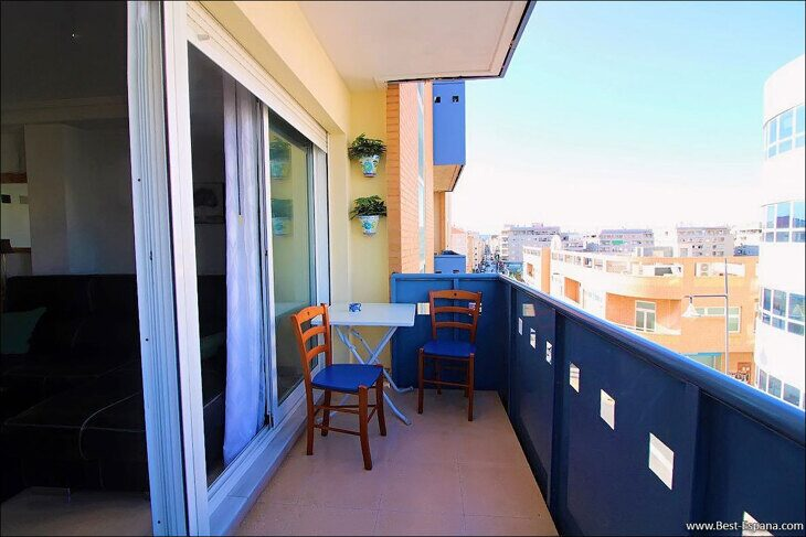 apartment in Torrevieja by the sea in Spain 52 photo