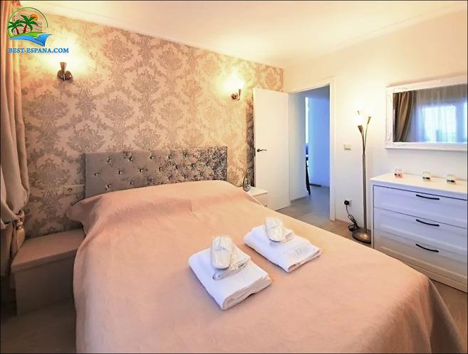 Lägenhet med 3 sovrum i Spanien vid havet 26 foto