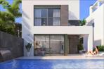 Neue Villen in Punta Prima mit Pool, Solarium