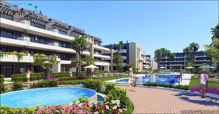 Immobilien-in-Spanien-auf-Orihuela-Costa-Playa Flamenca-16 Fotografie