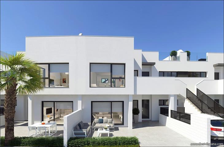 Foto's Nieuwe appartementen in Santiago de la Ribera