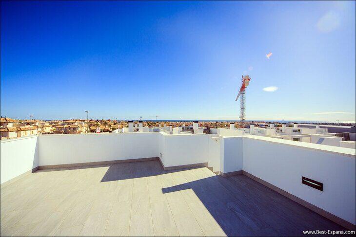 new-property-Spain-villa-high-tech-luxury-Cabo Roig-33 photo