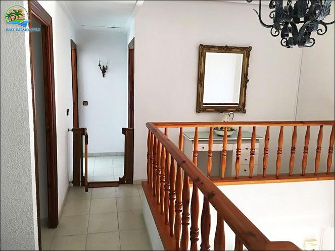Villa en España junto al mar en Cabo Roig 17 foto