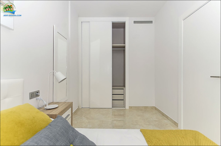 Apartments in Spain in a new building 16 photo