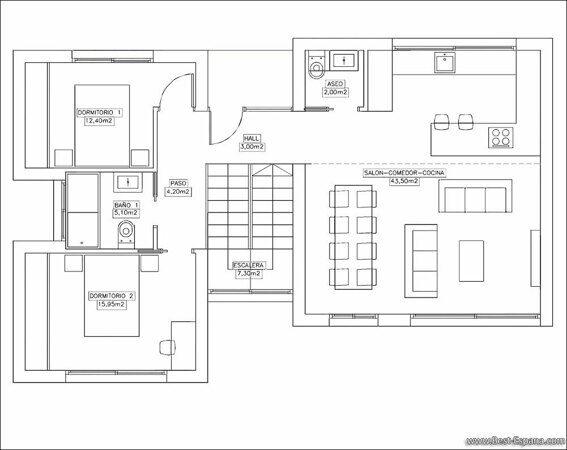 planen Villen in Spanien Immobilie 01