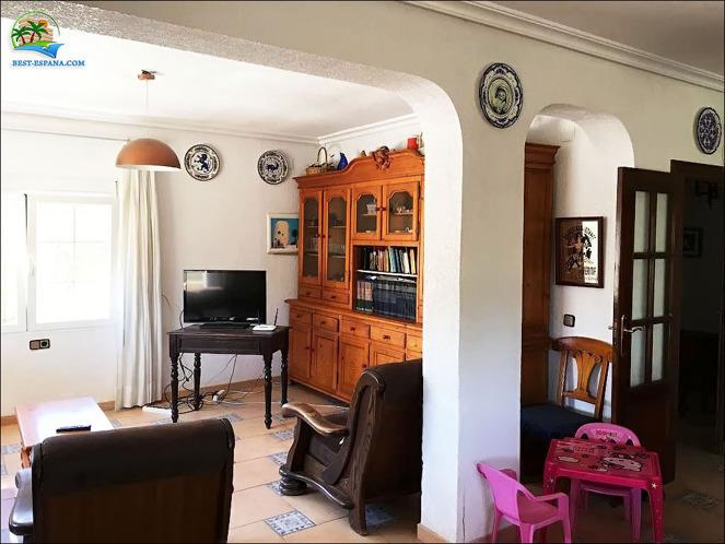 Villa en España junto al mar en Cabo Roig 19 foto