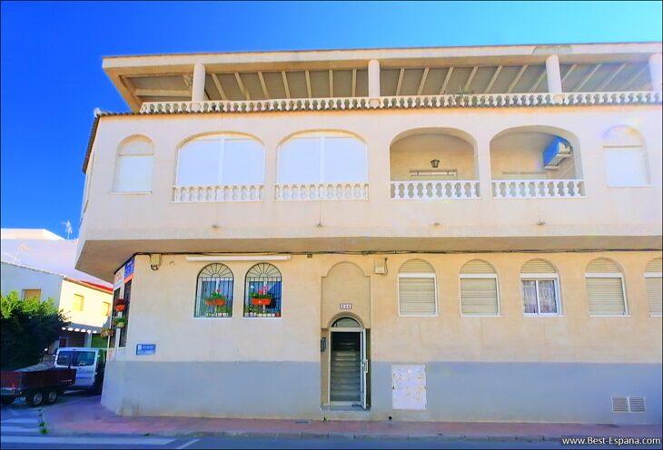 Stock Foto Goedkoop appartement in Spanje