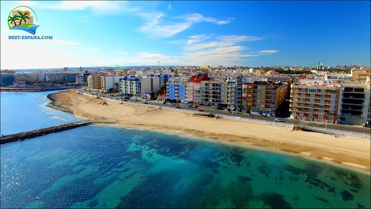 Lägenhet i Spanien vid havet 22 foto
