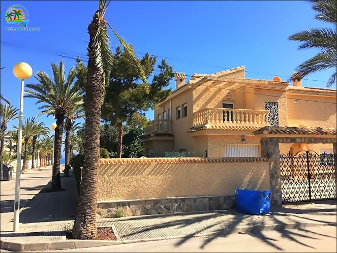 Villa en España junto al mar en Cabo Roig 02 foto