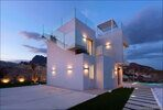 Ultra modern villa in Spain Finestrat 20