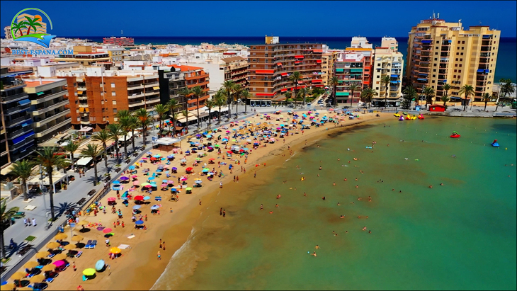 Lägenhet i Spanien vid havet 21 foto