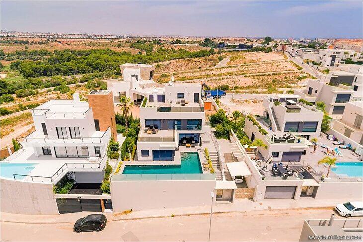 luxury villa in Spain Campoamor 03 photography
