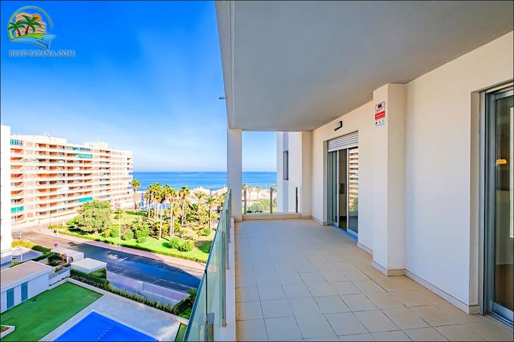 Penthouse in Spanien am Meer 34 Foto