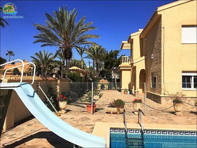 Villa en España junto al mar en Cabo Roig 03 foto