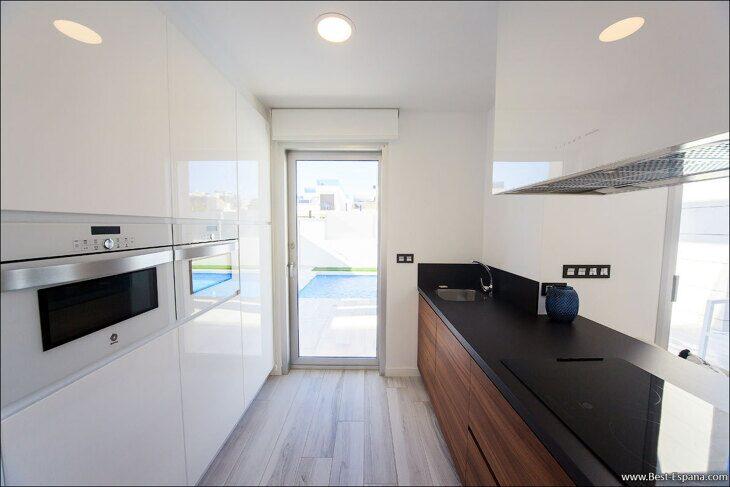 new-property-Spain-villa-high-tech-luxury-Cabo Roig-11 photo