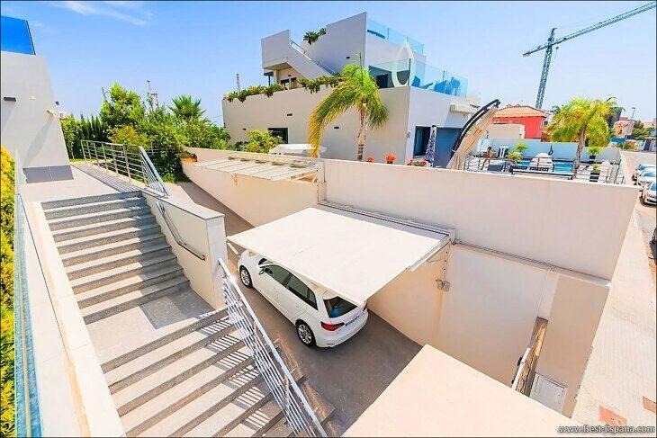 luxury villa in Spain Campoamor 06 photography