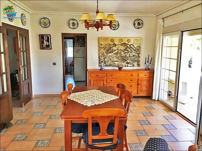 Villa en España junto al mar en Cabo Roig 13 foto