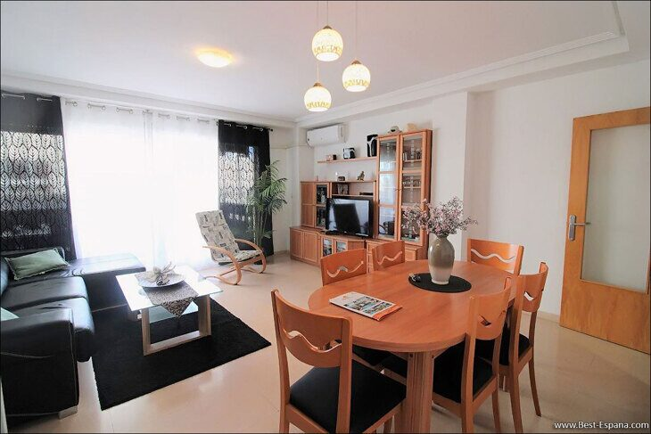 Stock Foto Apartment in Torrevieja with 3 bedrooms and 2 bathrooms