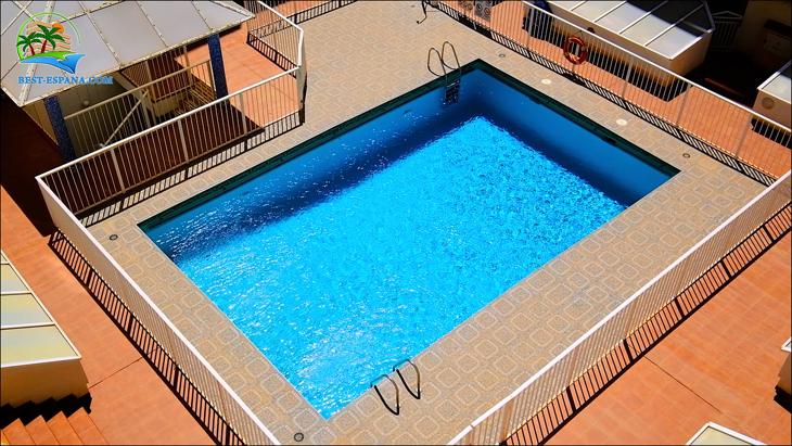 Lägenhet i Spanien vid havet 15 foto