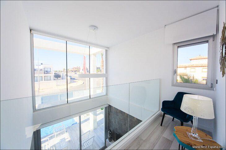 new-property-Spain-villa-high-tech-luxury-Cabo Roig-23 photo