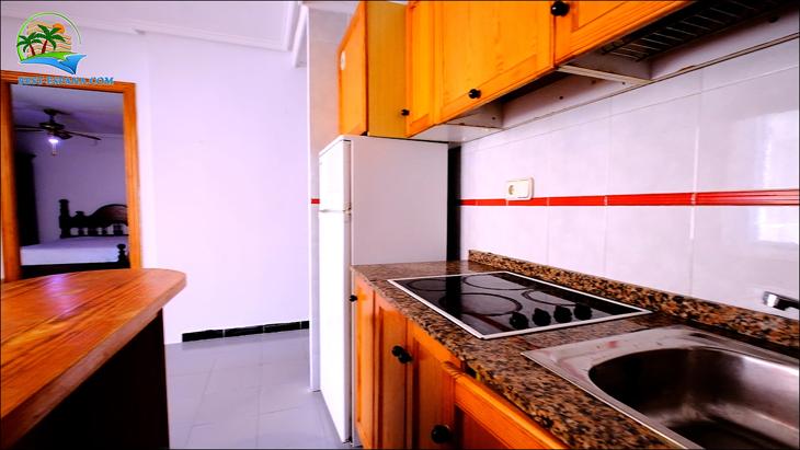 Lägenhet i Spanien vid havet 05 foto