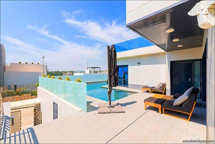 luxury villa in Spain Campoamor 04 photography