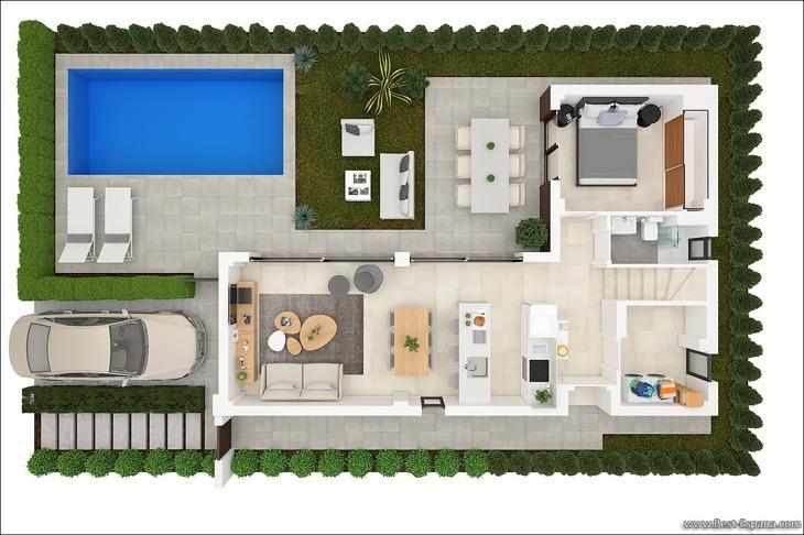 property-in-Spain-villa-in-San-Javier - Murcia-50 photo