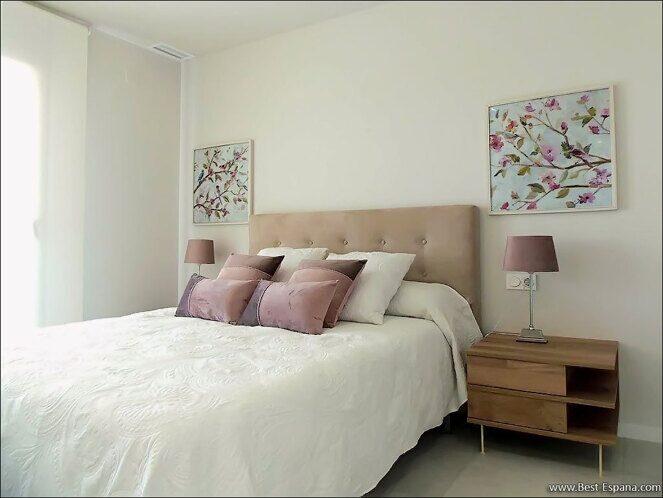 Wohnungen Spanien Immobilien am Meer Bungalow-10 Foto