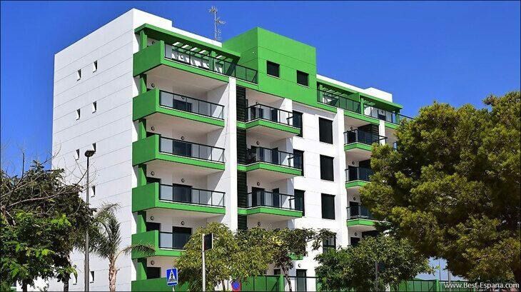 Wohnungen Spanien Immobilien am Meer Bungalow-02 Foto