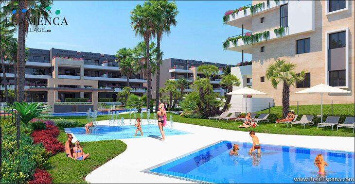 Immobilien-in-Spanien-auf-Orihuela-Costa-Playa Flamenca-05 Fotografie